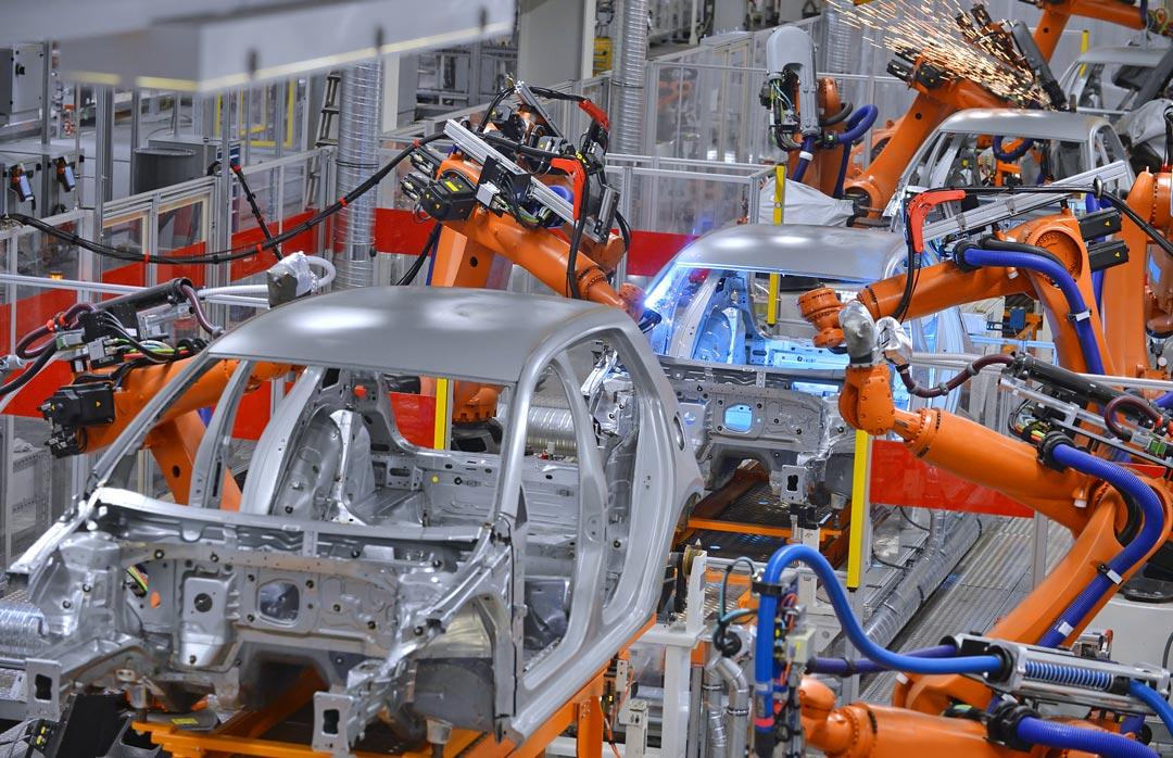 ERP pro automobilový průmysl